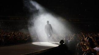 Gran puesta en escena de Bono.  Foto: Pizarro