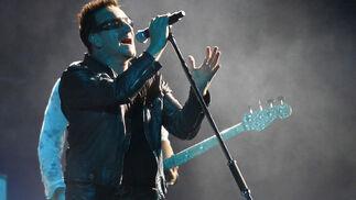 Imposible aburrirse con las coreografías de Bono.  Foto: Pizarro