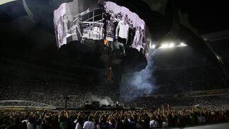 Vista general del escenario.  Foto: Pizarro
