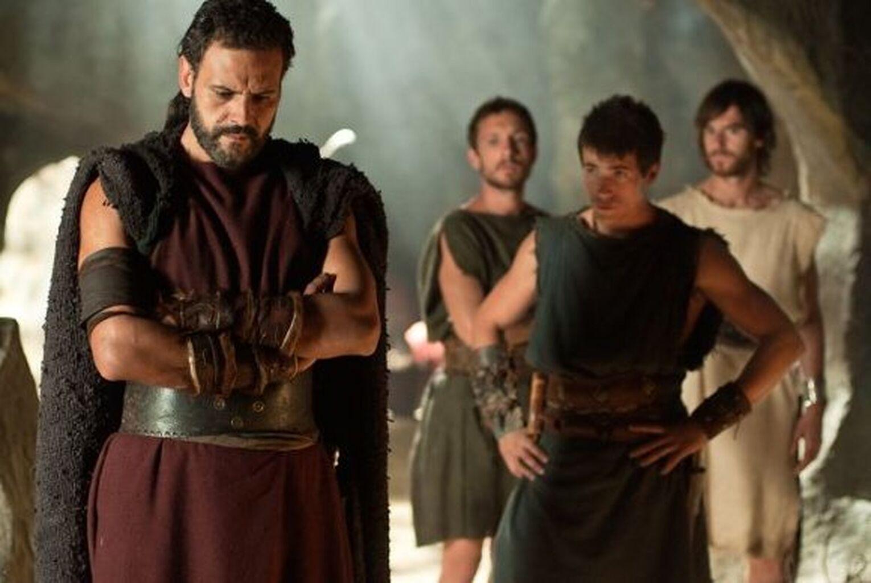 Hispania La Leyenda Full Movie héroes y villanos romanos