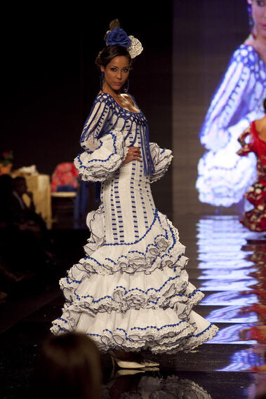 """Colección """"Cruz de Mayo"""" - Simof 2010"""