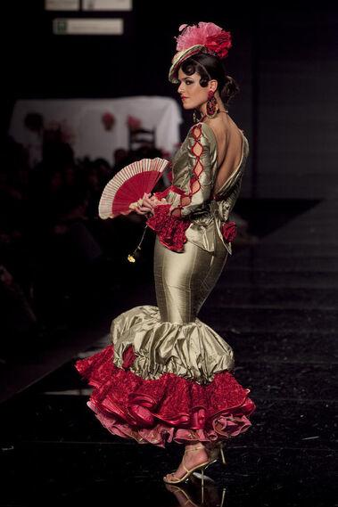 """Colección """"La mar de coraje"""" - Simof 2010"""