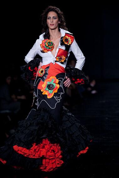 """Colección """"Gitanas de Fuego"""" - Simof 2009"""