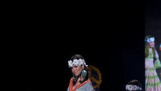 """Colección """"La Magia de las Flores"""" - Simof 2009"""