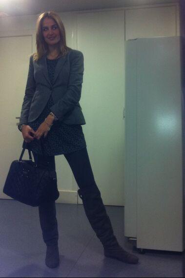 Un día en la oficina - Outfit