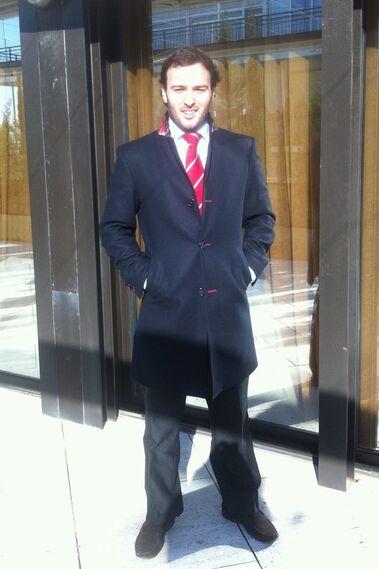 Un día de trabajo - Outfit