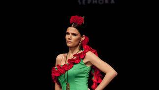 Colección: Claveles por mi cuerpo - Simof 2011