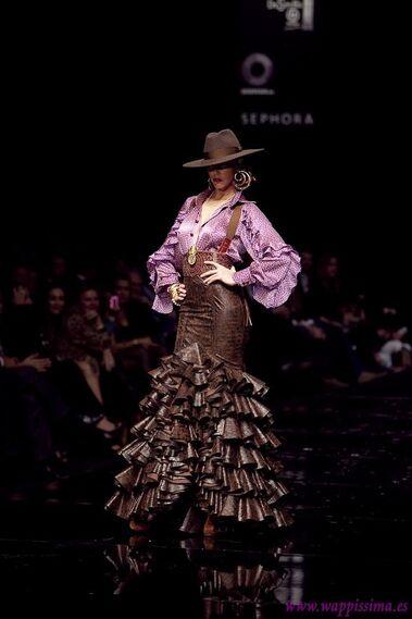 Colección: Sueño Flamenco - Simof 2011