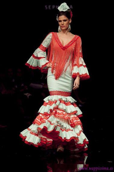 Colección: Más que flamenca - Simof 2011
