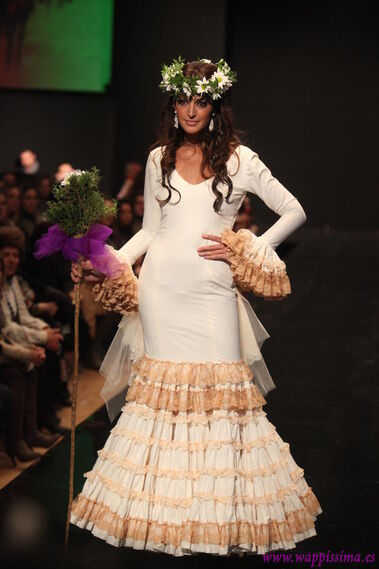 Colección: Flamenkas de Jerez - Pasarela Flamenca 2011