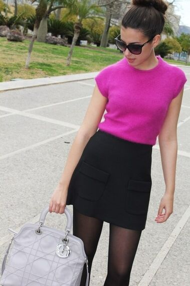 Pink Lady - Outfit