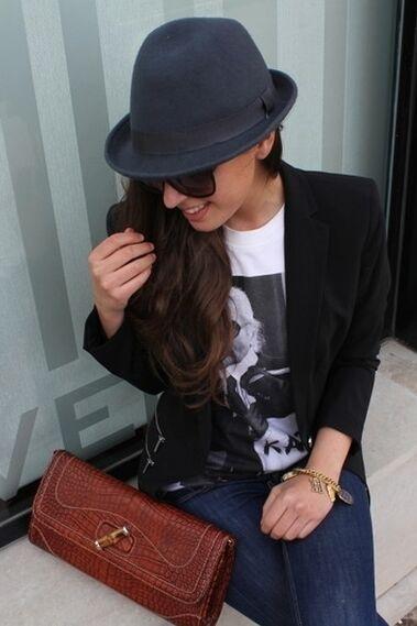 M.K Blazer - Outfit