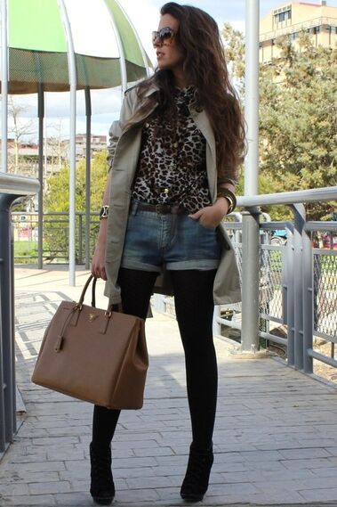 Print Spring - Outfit