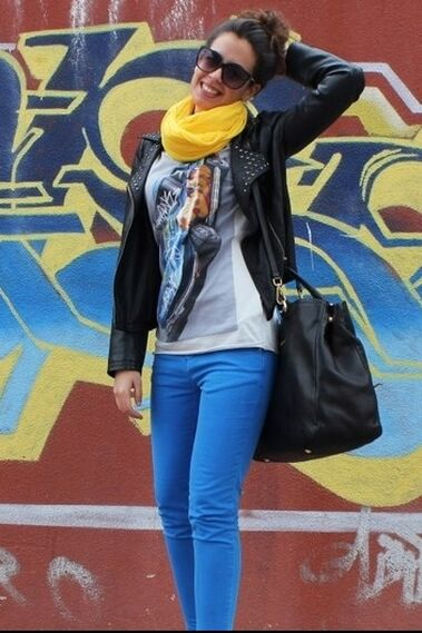 Rock´n Blue - Outfit