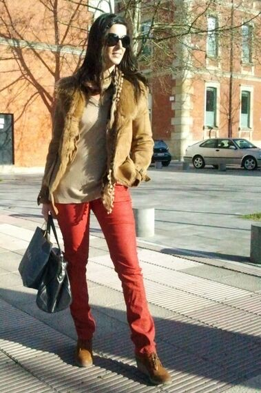 Camel - Outfit