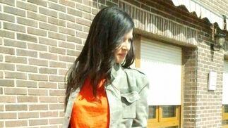 Camuflaje + Naranja - Outfit