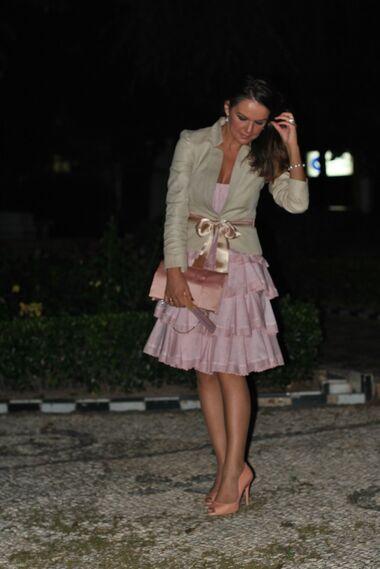 Boda de tarde - Outfit