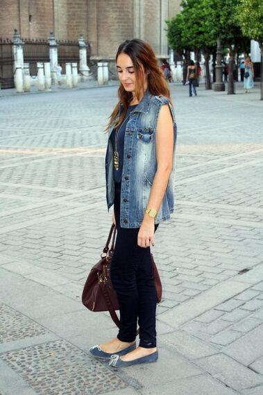Día azul - Outfit