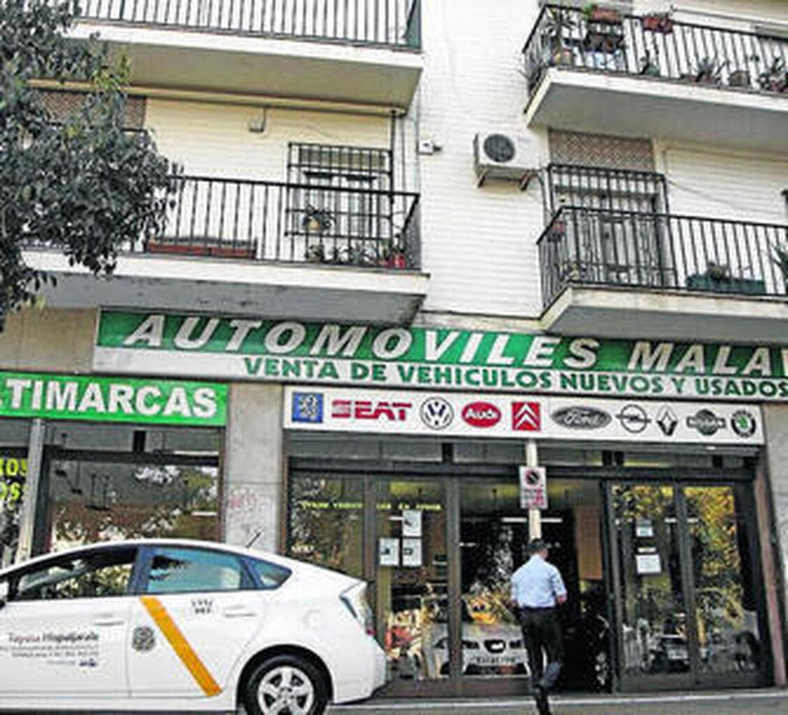 Automoviles malaver en sevilla