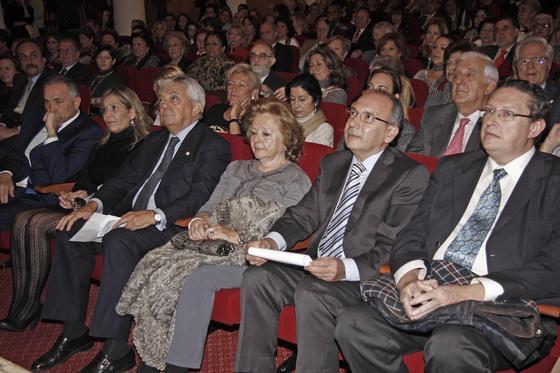 Público asistente a la proclamación de los Reyes Magos.   Foto: B. Vargas