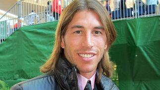 El jugador del Real Madrid Sergio Ramos.  Foto: Victoria Ramírez