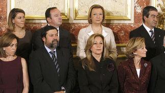 Acto de conmemoración del 33º aniversario de la Constitución. / Ramón Ladra