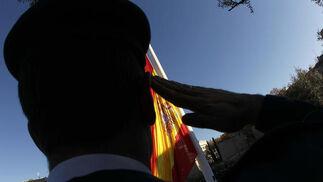 Acto de conmemoración del 33º aniversario de la Constitución. / EFE