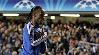 El Valencia cae eliminado de la Liga de Campeones ante el Chelsea en Stamford Bridge (3-0). / EFE