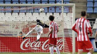 Las imágenes del UD Almería - Osasuna en Copa