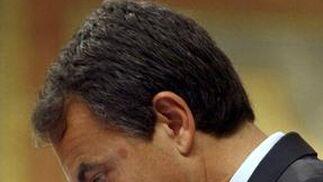 12 de mayo de 2010: Posiblemente, el anuncio de los recortes fue uno de los momentos más duros de Zapatero en el Gobierno.  Foto: EFE