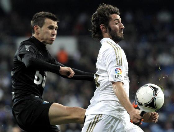 El Real Madrid solventa el trámite de la vuelta de la Copa del Rey ante la Ponferradina (5-1). / EFE