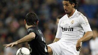 El Real Madrid solventa el trámite de la vuelta de la Copa del Rey ante la Ponferradina (5-1). / Reuters