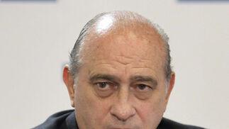 Jorge Fernández Díaz, ministro de Interior  Foto: EFE