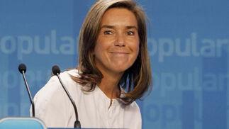Ana Mato, ministra de Sanidad, Servicios Sociales e Igualdad  Foto: EFE
