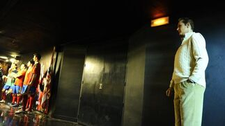 Nueva sala para la figura de cera de Urdangarín.  Foto:  AFP