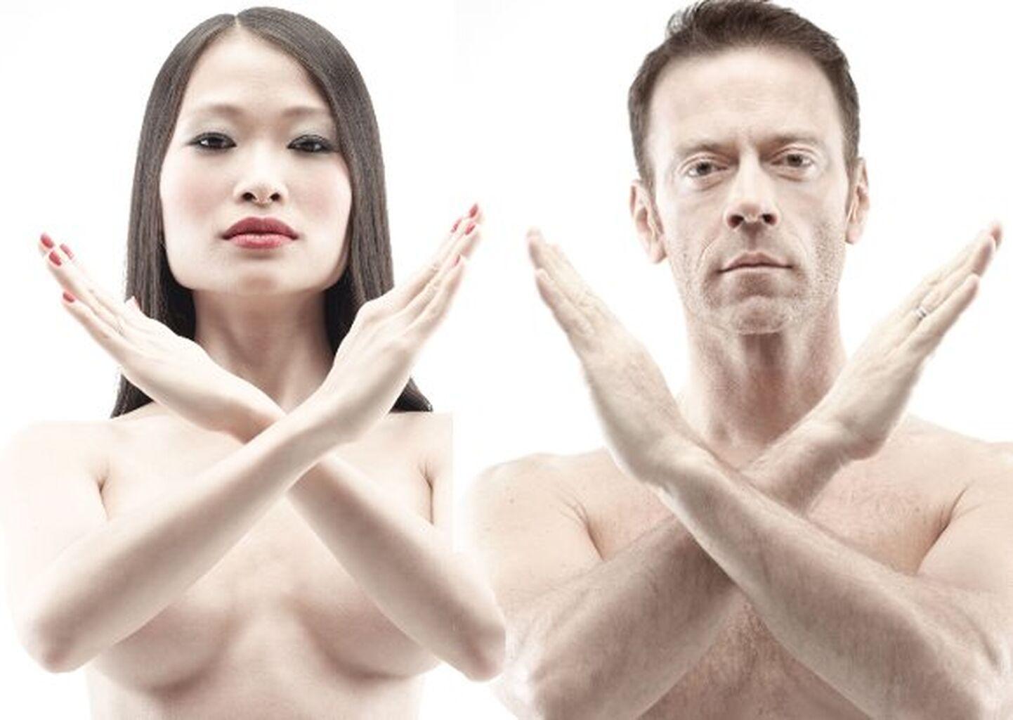 Abuso En El Cine Porno dos estrellas del porno protagonizan una campaña contra la