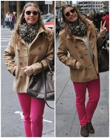 MADRID - Outfit