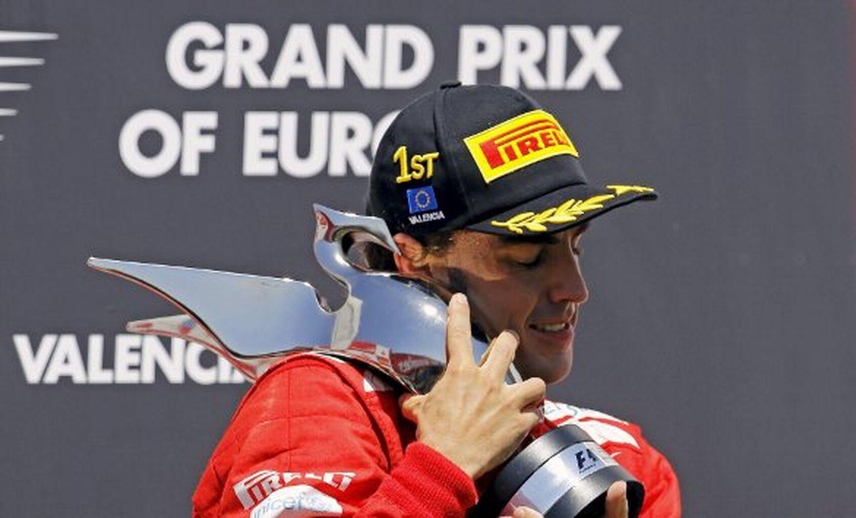 F1 - GP de Europa - Fernando Alonso gana su carrera perfecta en ...