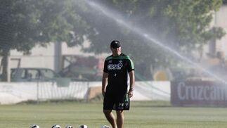 El técnico Pepe Mel.  Foto: Antonio Pizarro