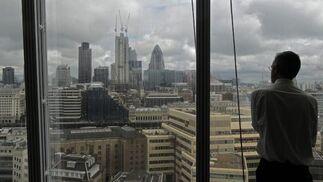 Londres inaugura el edificio The Shrad, el más alto de Europa.  Foto: Reuters