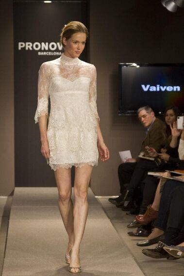 Moda nupcial - Actualidad