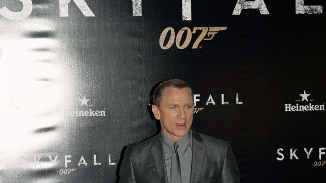 Première Skyfall - Actualidad