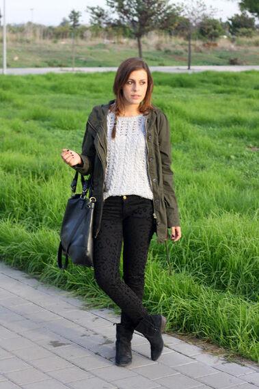 Parka&Leopardo - Outfit