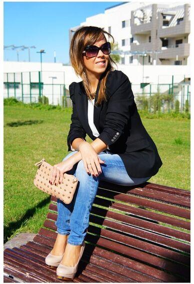 Black Blazer - Outfit