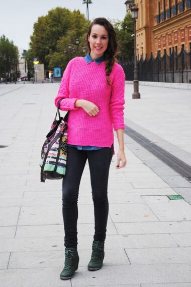 Pink  - Outfit