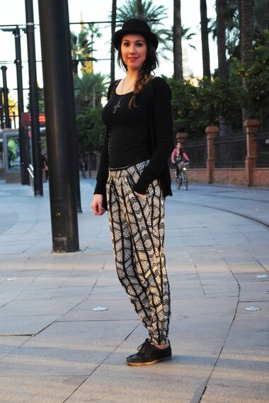 British chic - Outfit