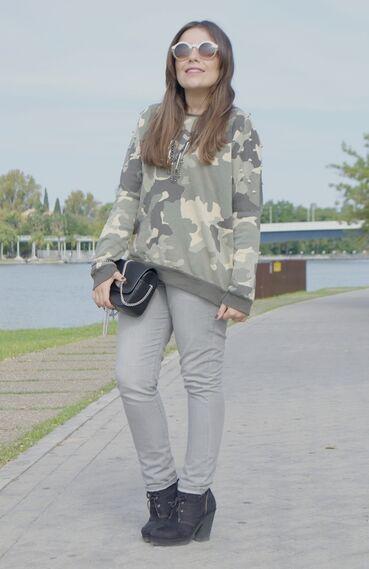 Camuflaje - Outfit