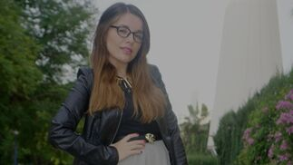 Falda Degradé - Outfit