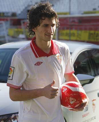 Los fichajes del Sevilla FC 2012-2013