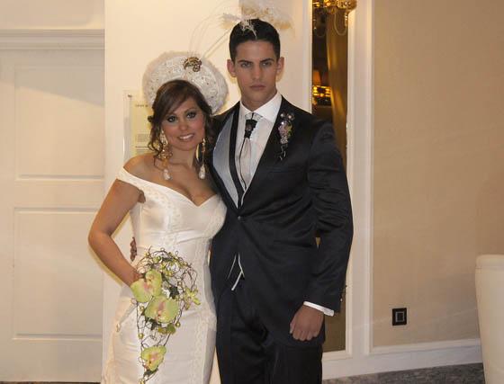 Marta Quintero y Cristian López.  Foto: Victoria Ramírez